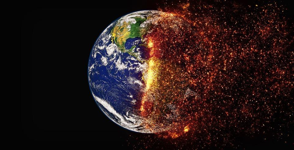 La terre en sursis