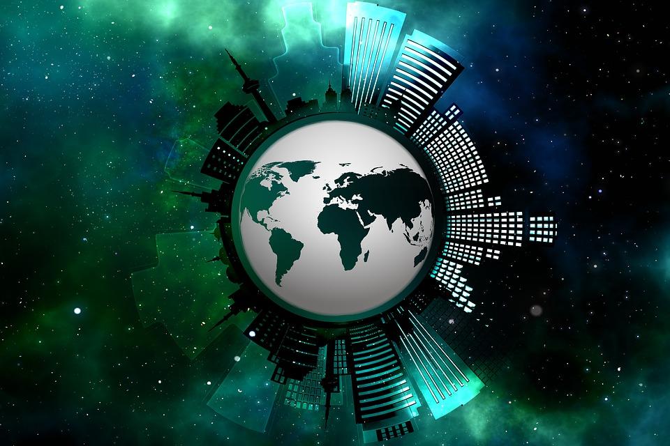 Voyage autour de la terre : Le tour du monde